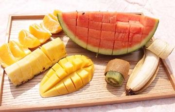 韓劇裡的果盤切的都好精緻!韓國人的切水果TIP