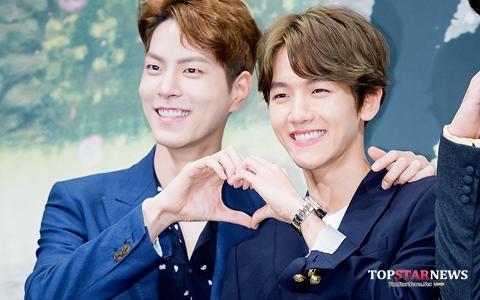 韓劇演員話題性排行TOP10!《步步》十王子領便當…讓伯賢暴衝將近20個名次?