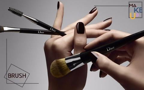 好妝容都是刷出來的!完美化妝刷的挑選法則 get✔
