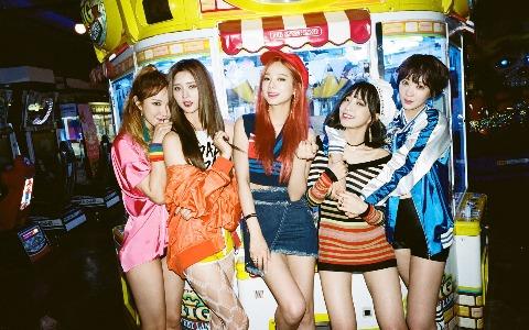 大驚喜! EXID 發行中文單曲 發音標準獲粉絲大讚!