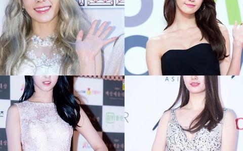 韓網選出的《最適合禮服的女Idol Best 7》每位都像仙女下凡❤