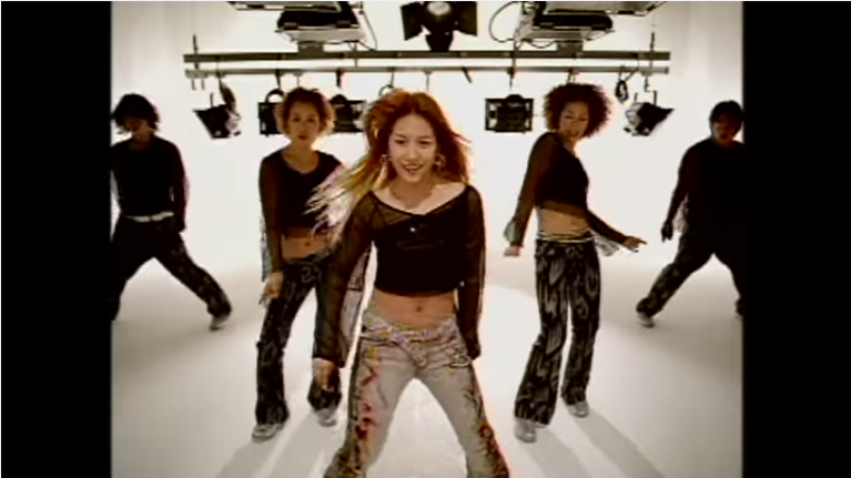 寶兒 - No.1 (2002) 因為這首歌,不僅韓國,連日本也成為名符其實的No.1了!