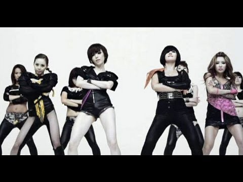 Brown Eyed Girls - Abracadabra (2009) 骨盆舞不知道的話,你的KPOP可以回去重修了...