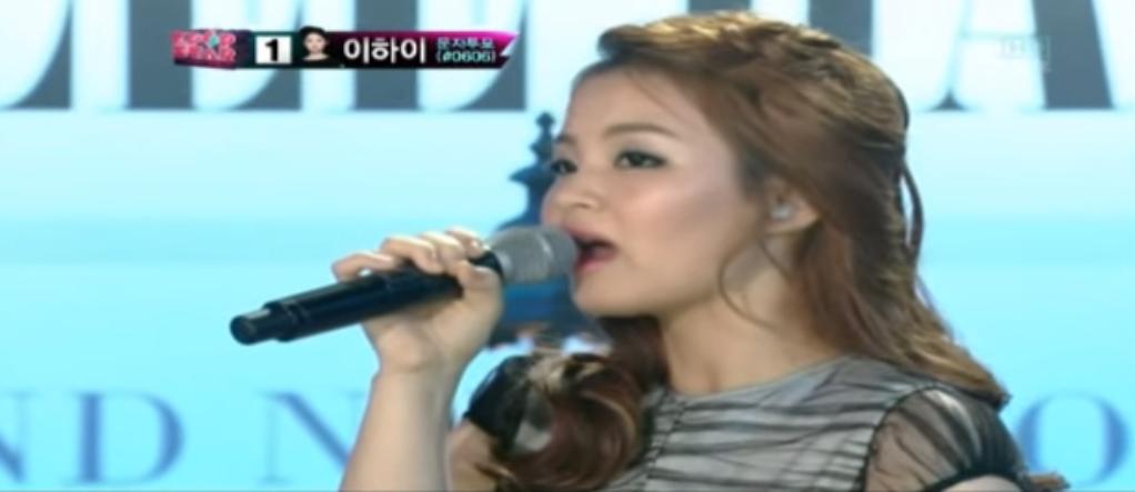 LEE HI 也因為這首歌獲得很好的分數。