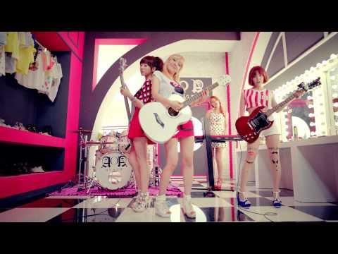 AOA 出道:2012年 Girl's day是歷經大起大落,AOA則是因為一開始的樂團風格不符合市場,連音源榜前100名都很難維持。