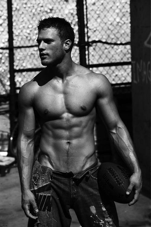 這就是運動型男的魅力