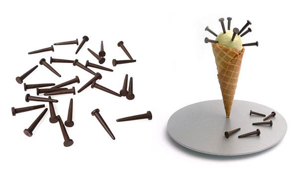 9.釘子巧克力