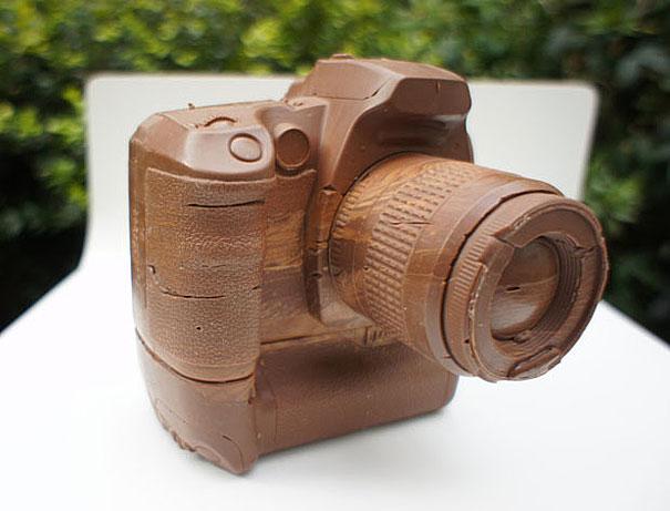 10.相機巧克力