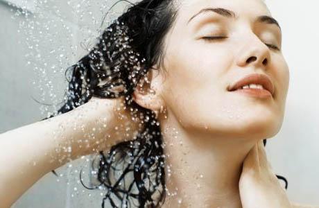 No Poo理論是,洗髮精洗去了頭皮產出的天然油脂,使頭皮產生更多的油脂來替代那些被洗髮精洗去的油脂,結果就變成頭皮出油過多,最終導致頭髮更油的惡性循環。