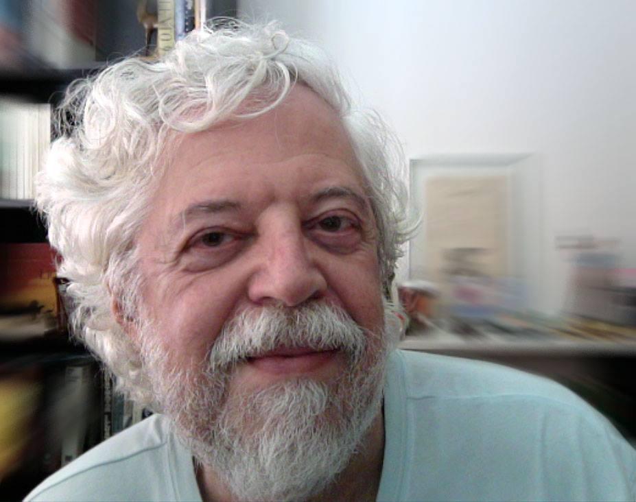 如果你給他一個生活小用品 他馬上就可以給你一幅畫 他就是藝術家Victor Nunes