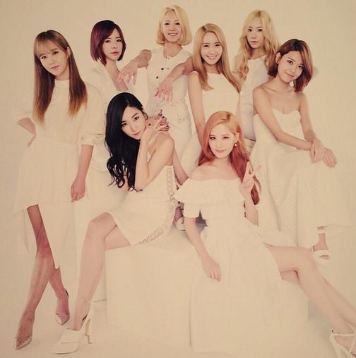 更不用說讓韓國歌迷等了1年半~ 即將在韓國以8人新姿回歸的少女時代~ 連回歸的MV都已經拍好了!