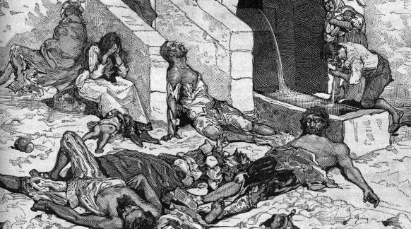 1600年代,這裡曾是英國人居住過的一個平凡的村莊,但由於當地的居民在街上亂扔垃圾和污染物,引發了黑死病。