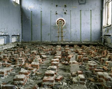 #2位 烏克蘭的車諾比(Chernobyl, Ukraine)