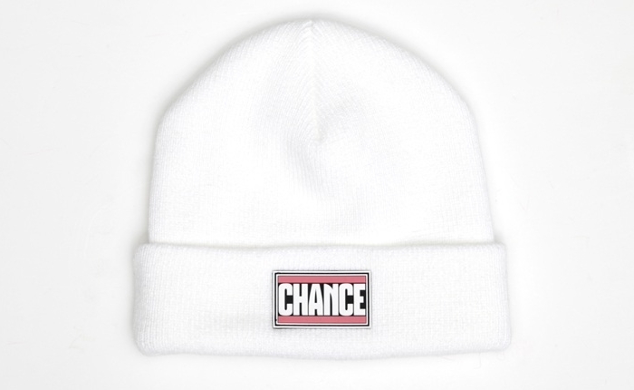 #CHANCE BEANIE_WHITE