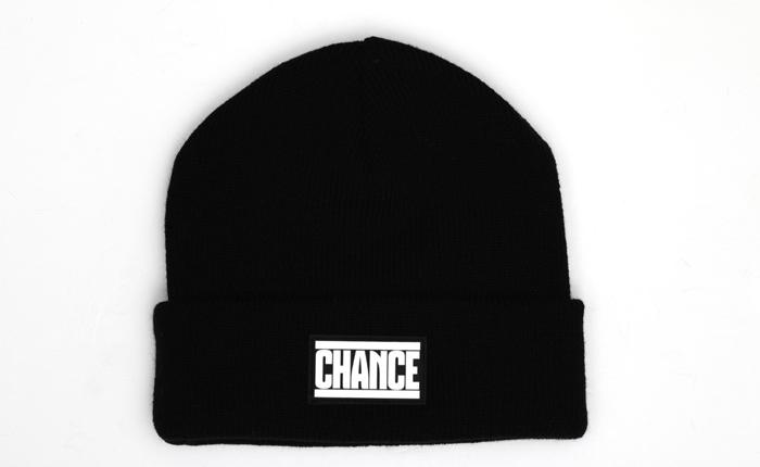 #CHANCE BEANIE_BLACK