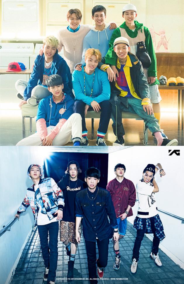 YG的兩大新男團iKON和WINNER也會出席,有沒有可能由去年奪下新人獎的WINNER,把這屆的新人獎頒發給師弟iKON呢?讓我們拭目以待!