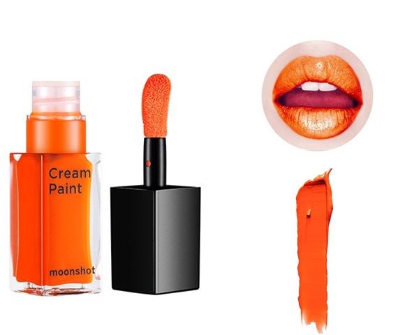 #201 corni juice corni juice是品牌主打色之一,看起來好像非常橘色調,事實上若看過劇中女主角示範,平常若不瘋狂厚塗,其實是很溫暖的色彩!