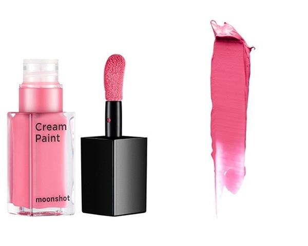 #101  pink squeeze 另外色號101的pinnk squeeze是穩定銷售的唇色,很適合搭配其他色彩做出漸層混搭效果。
