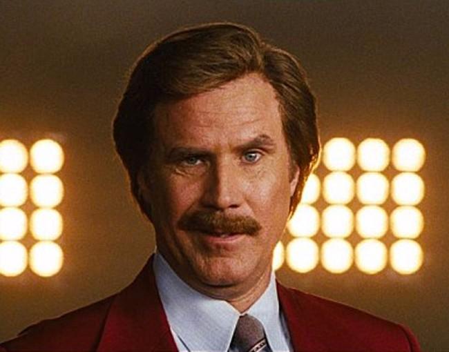 3位 – 威爾·法洛 (Will Ferrell) 1美元 回報6.8美元