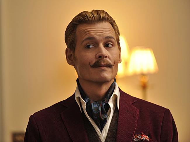 1位 – 強尼·戴普 (Johnny Depp) 1美元 回報1.2美元