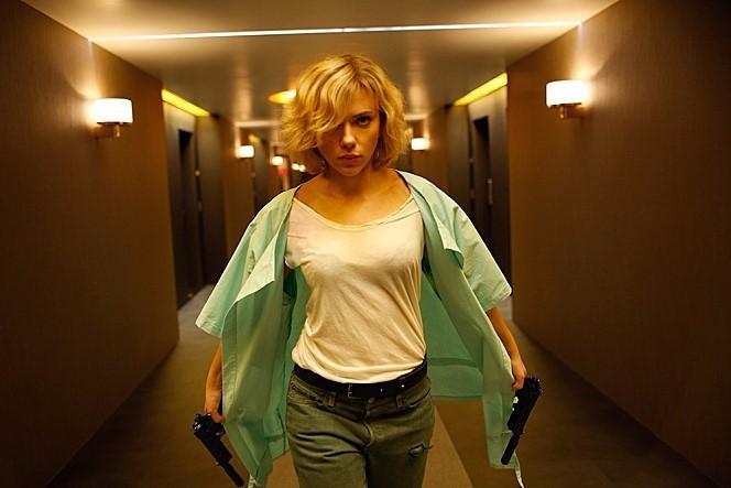 3位 – 史嘉蕾·喬韓森 (Scarlett Johansson) 1美元 回報84.9美元