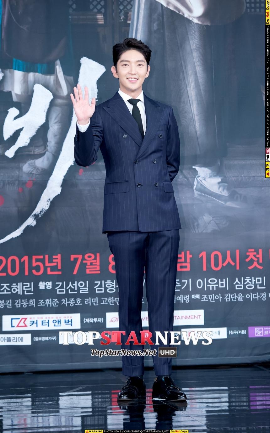 韓版步步驚心-月之戀人,本次演出陣容有:李準基