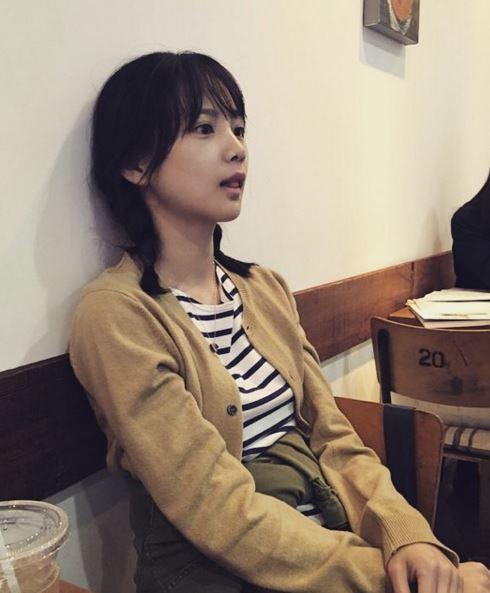 回到今天的女主人公~今天的主角是真的很童顏的「尹承雅」啦♥
