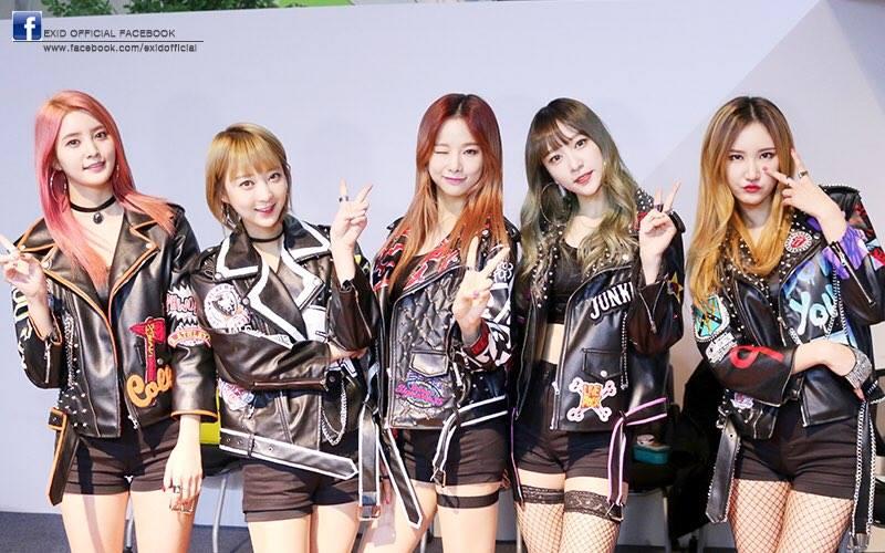 ♥ No.5 :: Yedang Company ♥  主要是以演員為主的 Yedang Company,目前旗下的偶像團體是 EXID。