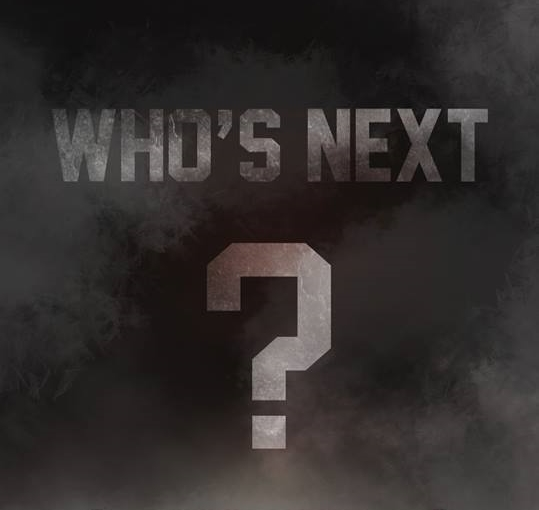 知道大家可能有點不相信(???) 所以不免俗還是要來一下 WHO'S NEXT?