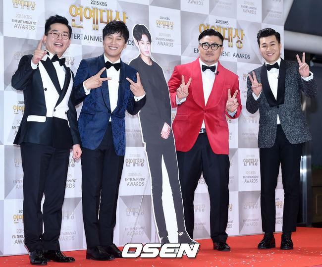 KBS2《兩天一夜》鄭俊英-掌握藝能的幸運四次元