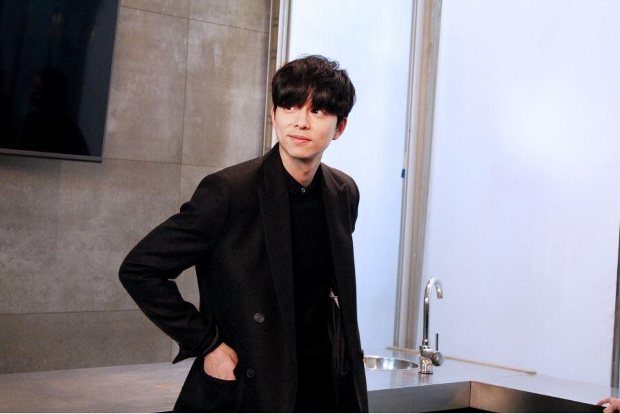 已經四年沒有出演連視劇的孔劉將於今年11月帶著新劇《鬼怪》回來啦~~