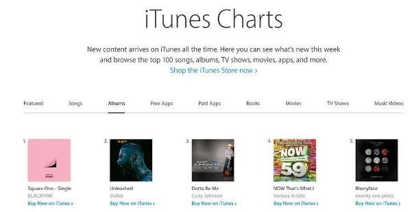 她們更打破紀錄,在美國及World Wise iTunes同時登上一位的韓國歌手!!