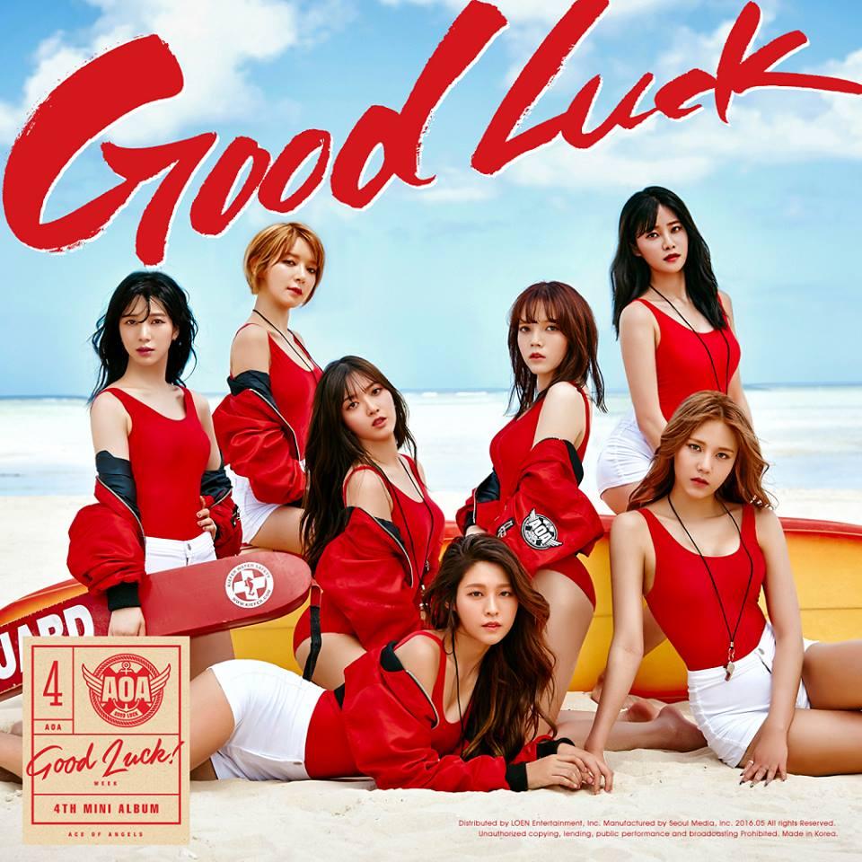 不過AOA接下來的行程卻讓韓國粉絲擔心,今年的《Good Luck》成績小輸《Heart attack》,好不容易爭議平息下來,韓國粉絲都希望AOA快回歸穩住人氣,但沒想到是去日本發正規二輯…希望AOA在韓國的行程,能在日本宣傳完後快點再開始啊!