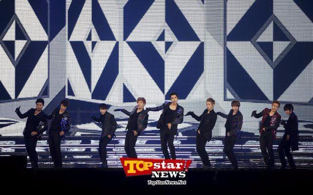 7位 Super Junior 63次 (出道日期:2005年11月6日/首次一位日期:2006年6月25日/相隔天數:231天)