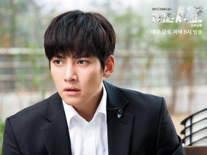 ✿TOP 10 - 池昌旭 電視劇:tvN《THE K2》 ➔下降1個名次 原本是第10名的姜河那,在劇中八王子變壞後,戲份少很多,還被擠出前十名ㅠ.ㅠ不過沒想到最近受到台灣觀眾喜愛的池昌旭,居然只有第十名…