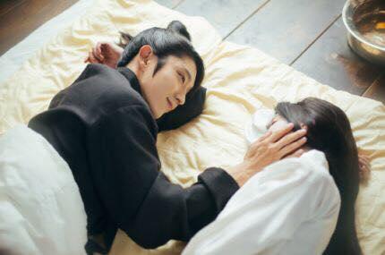 ✿TOP 4 - 李準基 電視劇:SBS《月之戀人-步步驚心:麗》 ➔上升1個名次 李準基真的從頭到尾都演得很用力,終於要當王了(超期待)