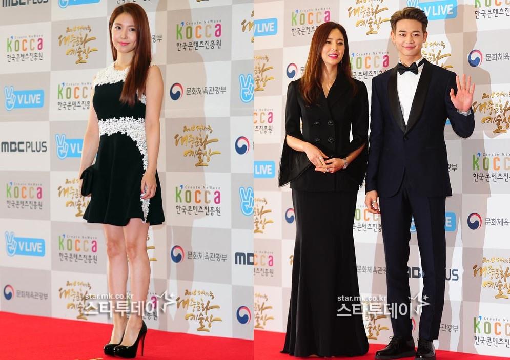 除了SHINee、寶兒、李光洙、趙震雄、黃正音…等多位藝人出席之外