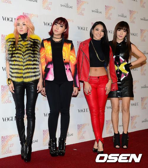 這樣的爆炸性的消息...這不少粉絲震驚不已! YG的代表女團就這樣走入歷史...