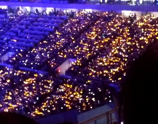 看南優鉉當天的「南瓜燈」有多給力!