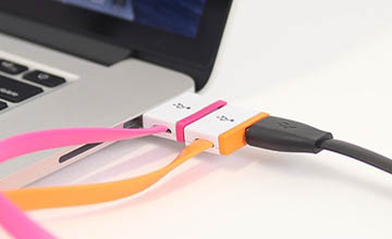 USB孔不夠別驚慌 USB接線疊疊樂拯救你