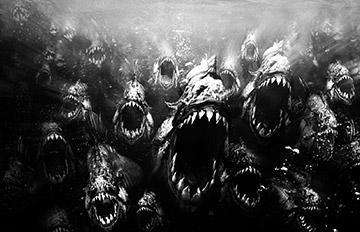 地獄來的食人魚 不為人知的10個事實