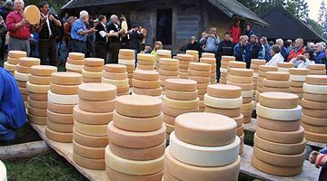 起司愛好者們的聚會! 瑞士最大的起司慶典
