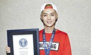 這次你得承認他很威 10個韓國創下的世界紀錄