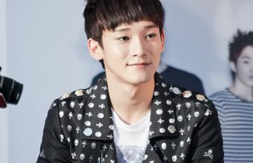 EXO Chen有特殊癖好? 偷偷在日本扮女裝