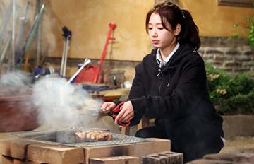 牛腸店的女兒~朴信惠 實境秀的超強存在感!