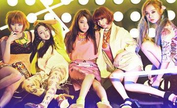 Wonder Girls準備回歸! 但是成員...不一樣...