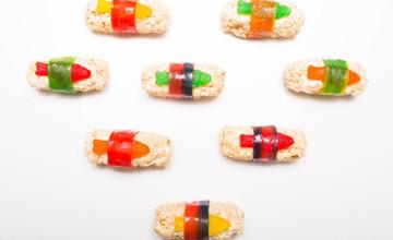 在家也能動手做! 超人氣壽司造型糖果