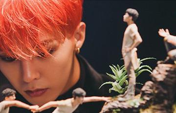 從音樂家晉升藝術家 打破界線的男子G-Dragon