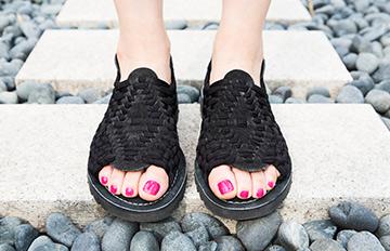 PIKI小編突擊! 今夏涼鞋Fashion Check!