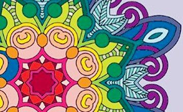 畫著心也被填滿!超舒壓的著色畫App
